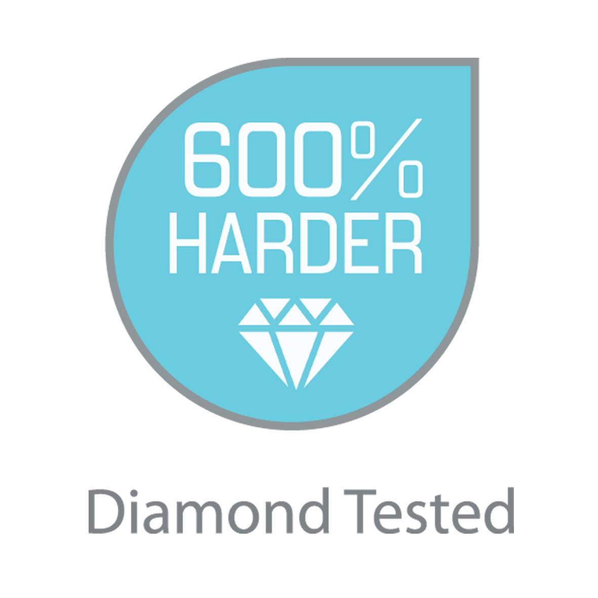 Diamond Tested liquid glass screen protector