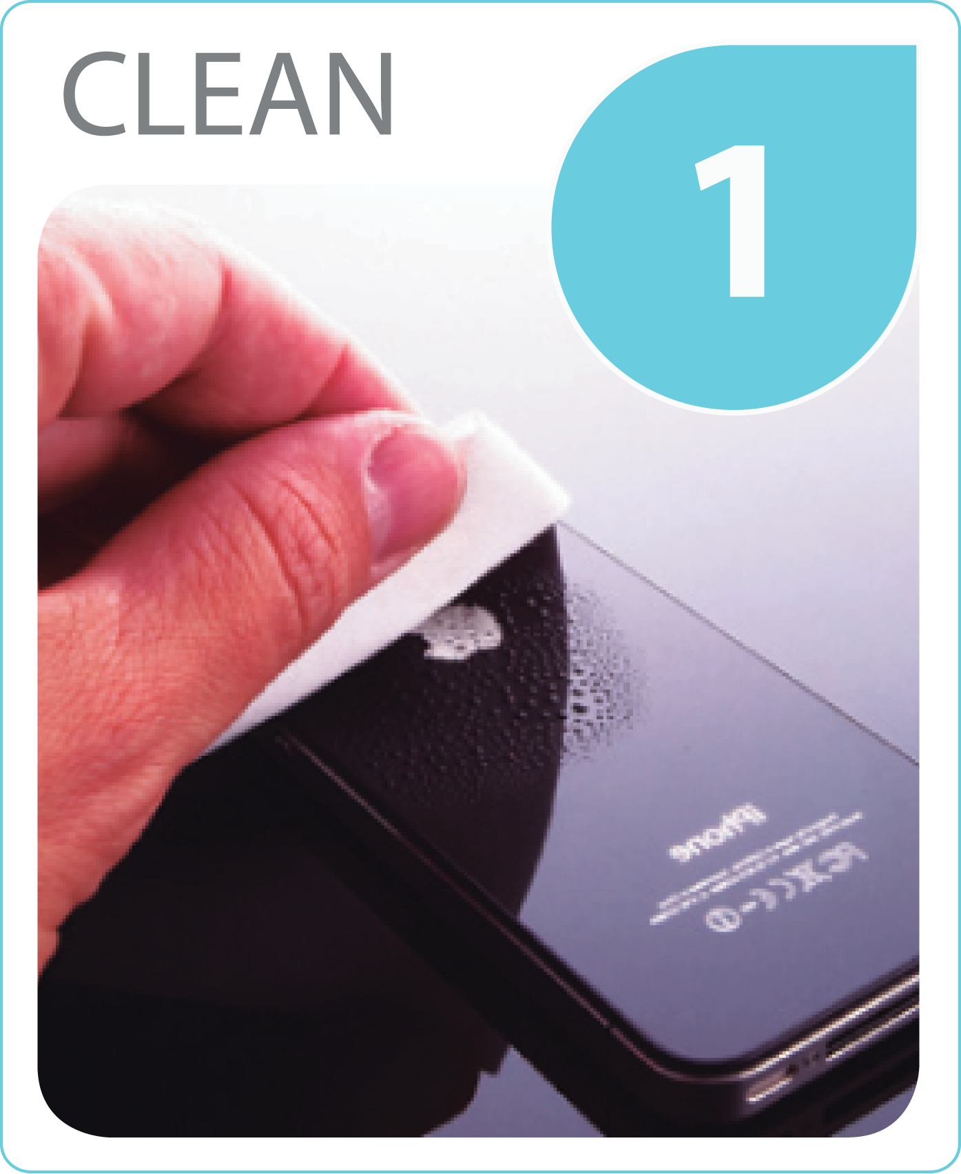 clean your device