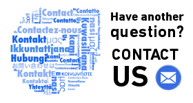 Liquid Glass Contact Us Banner