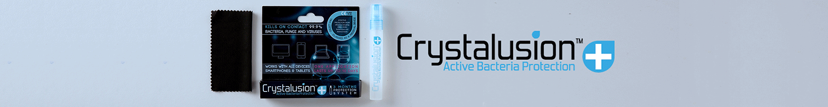 Crystalusion Plus - Active Bacteria Protection
